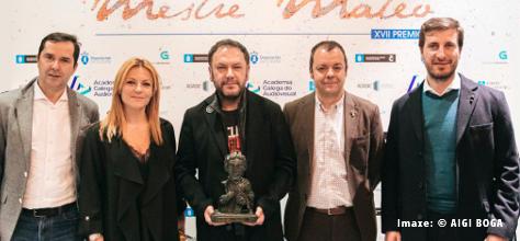 XVII Mestre Mateo - Premio José Sellier